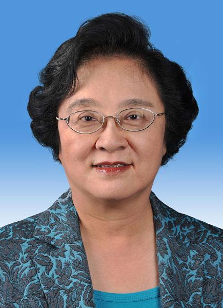 中国人民政治协商会议第十二届全国委员会副主席林文漪简历