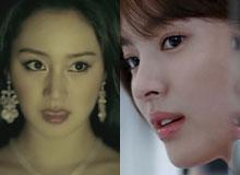 盤點罕見的韓國天然美女明星