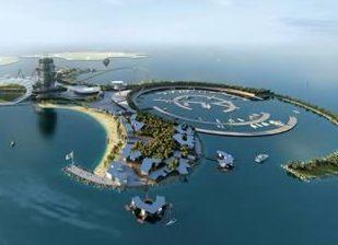 搜羅世界8大人工島 欣賞人工造就的美麗