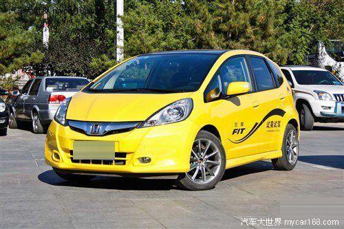北京 飞度/缺点:售价偏高、车型较老
