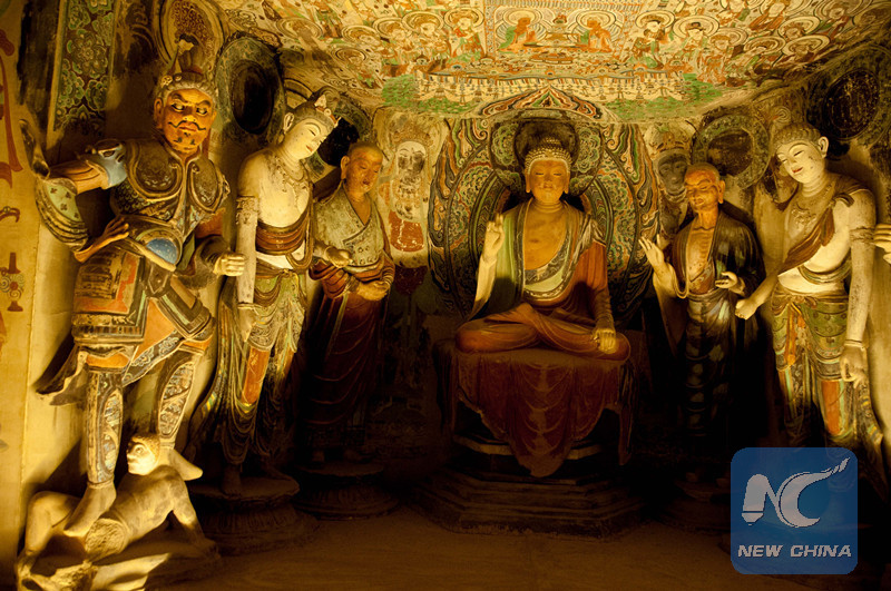 Dunhuang Cave Art Soul Of Silk Road Xinhua English