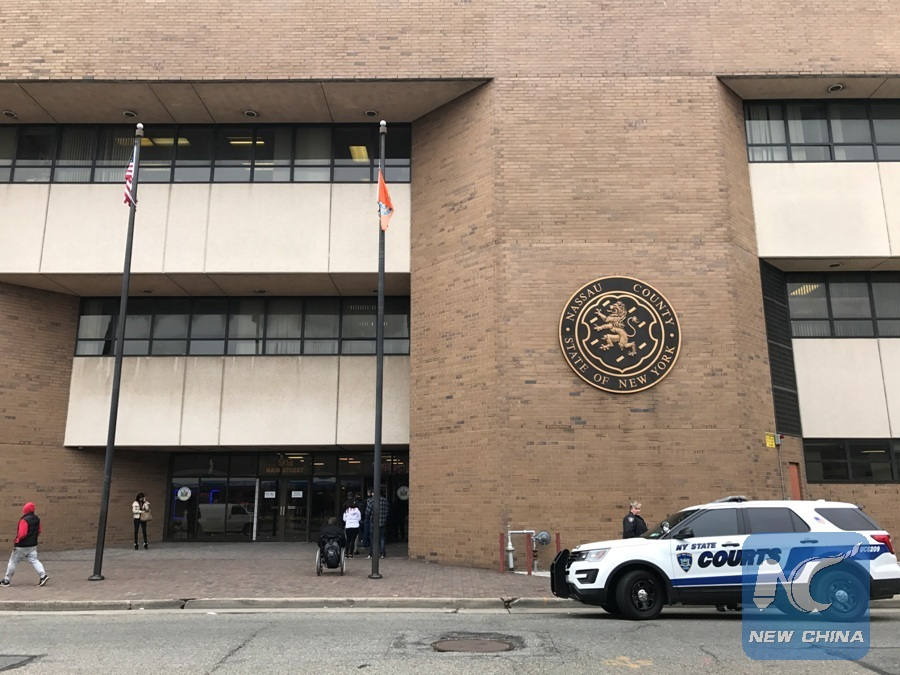 Chinese comedian Zhou Libo arrested in New York for