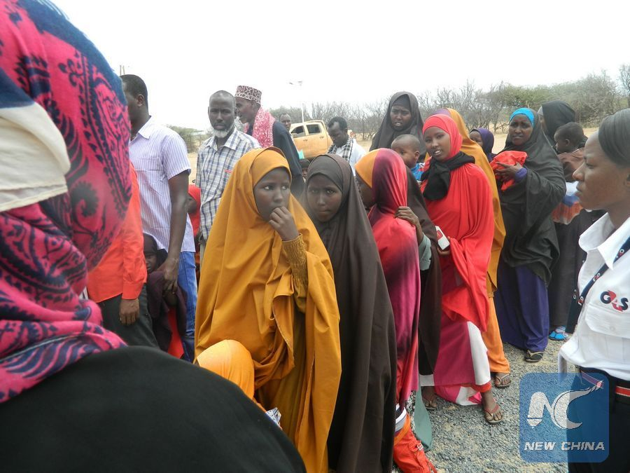 Un Agency Says 26 000 Somali Refugees Affected By U S Travel Ban Xinhua English News Cn