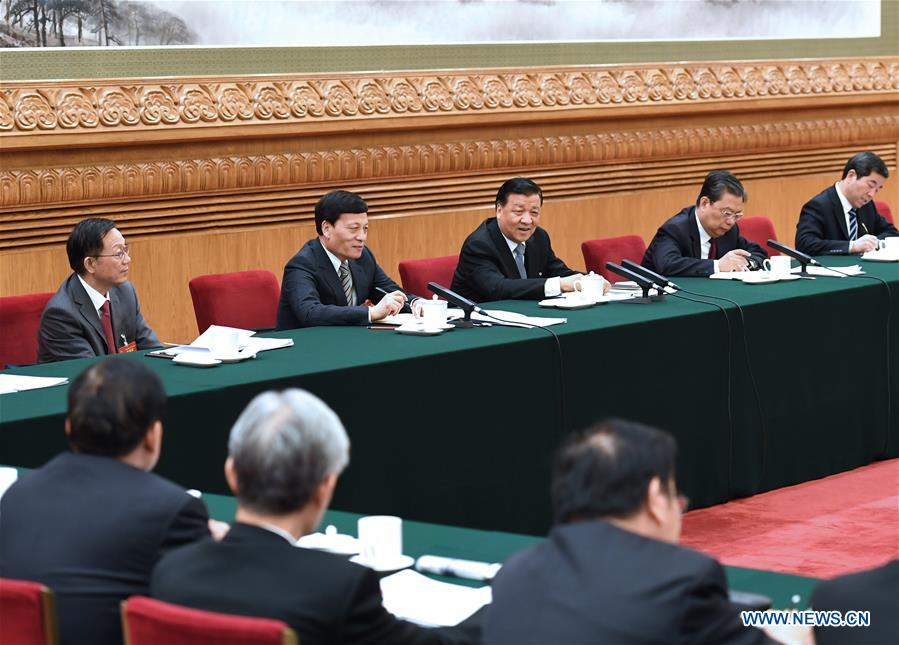 Senior Chinese leaders discuss socialist core values ...
