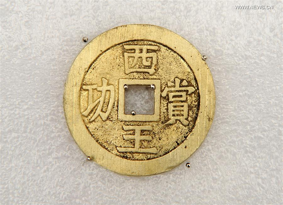 CHINA-SICHUAN-ARCHAEOLOGY-UNDERWATER TREASURE-DISCOVERY(CN)