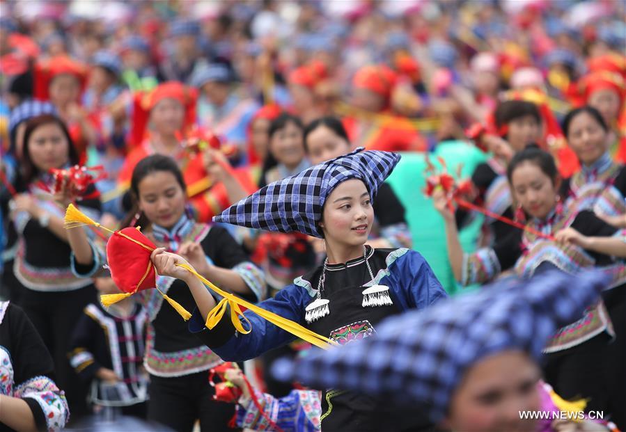 #CHINA-SANYUESAN FESTIVAL-CELEBRATIONS (CN)