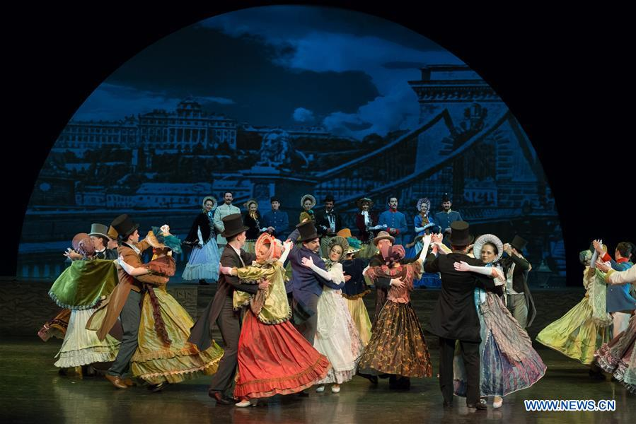 HUNGARY-BUDAPEST-DANCE-COMPROMISE/150