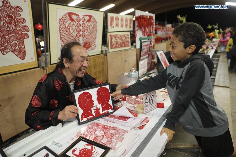 U.S.-BOCA RATON-CHINESE FOLK ARTS