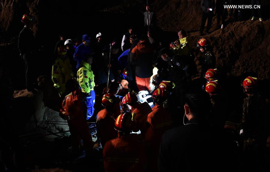 CHINA-SHANDONG-TODDLER-ACCIDENT (CN)