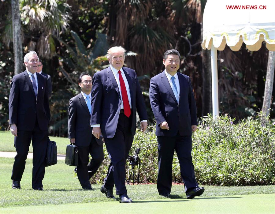 Xi, Trump pledge to expand mutually beneficial cooperation ...