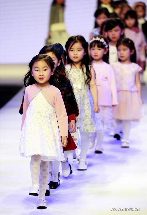 #CHINA-SHANGHAI-FASHION WEEK(CN)