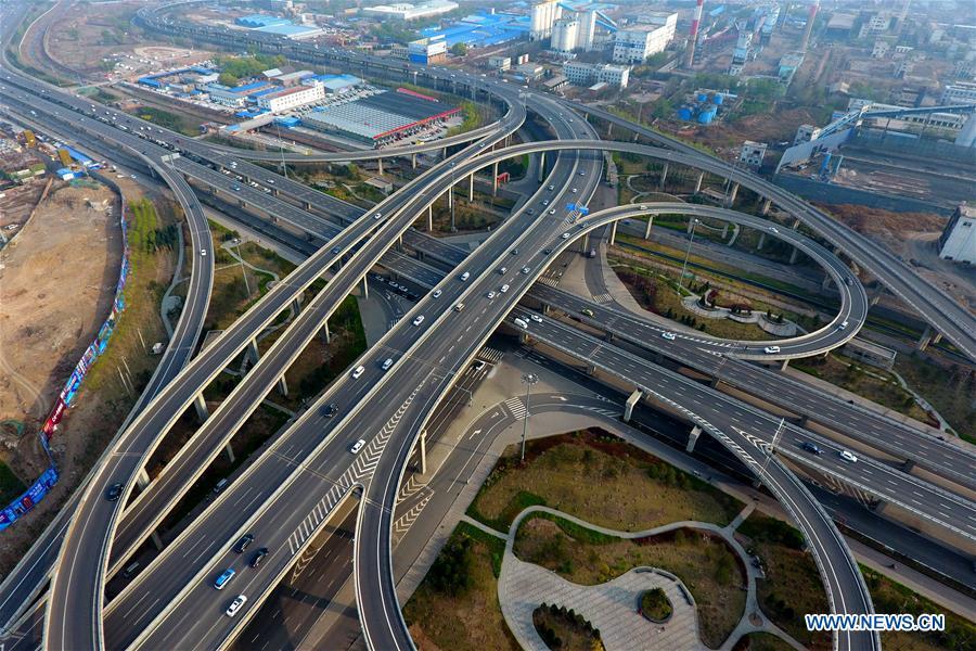 CHINA-SHANXI-TAIYUAN-ROADS (CN)