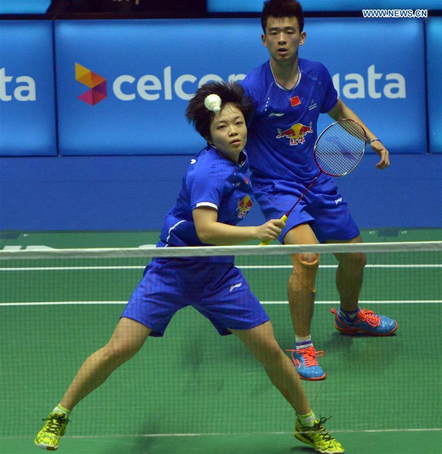Malaysia Open Zheng Siwei Chen Qingchen claim title of mixed