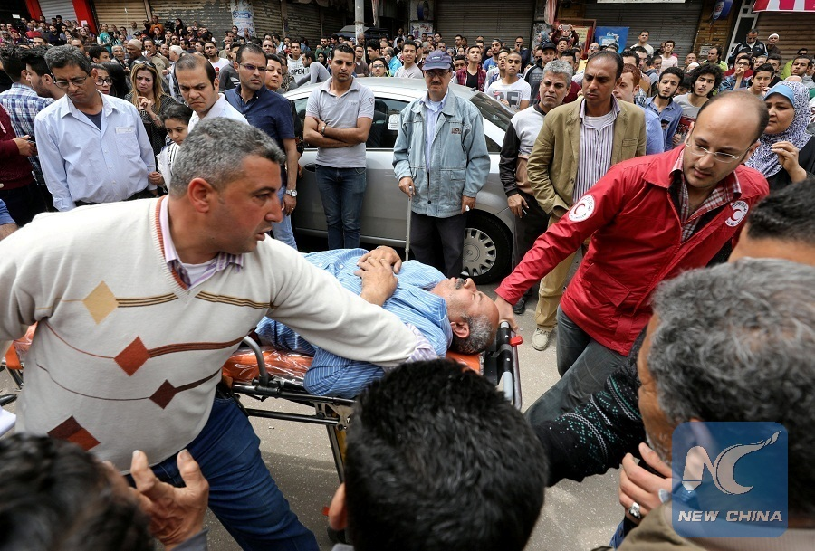 Image result for Friday Egypt's Church attack condemned by UN