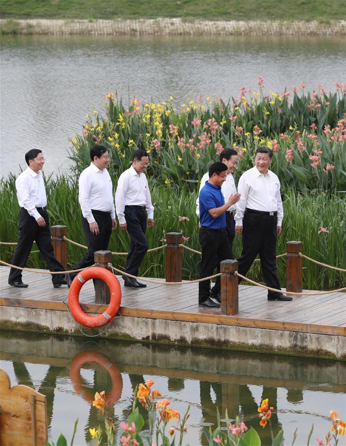 CHINA-GUANGXI-XI JINPING-INSPECTION (CN)