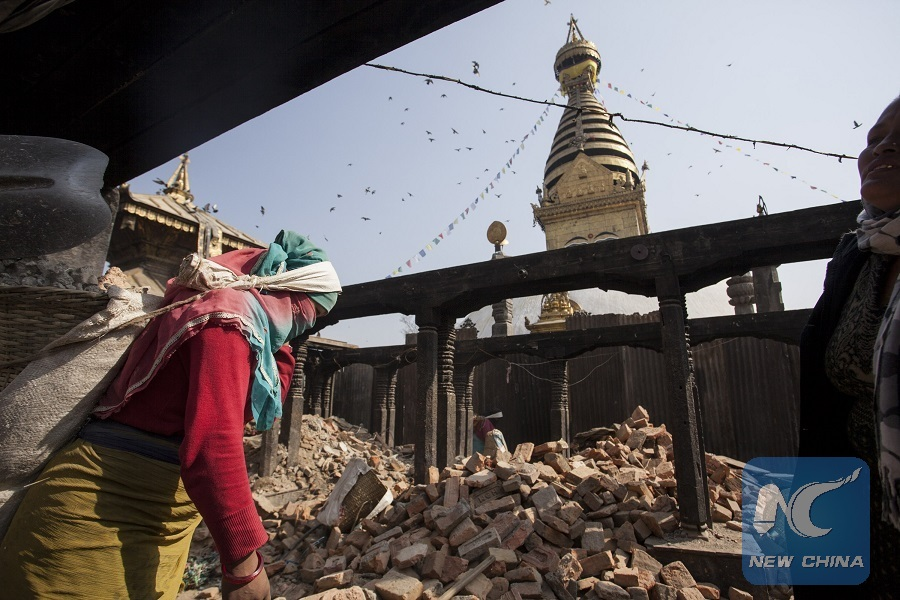 Feature: Nepal's businesses still suffering 2 years after
