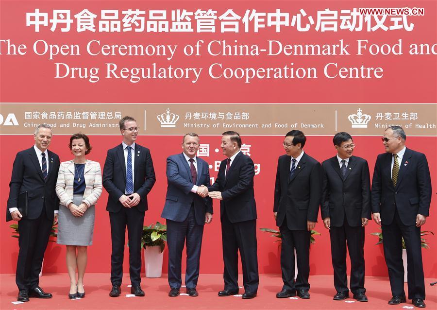 CHINA-DENMARK-COOPERATION (CN)