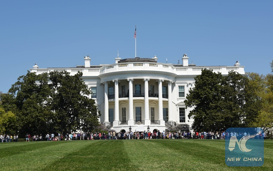 White House Fires Its First Female Chief Usher Xinhua English