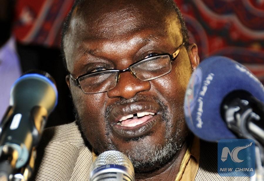 East Africa urged to bring back exiled S. Sudan rebel leader