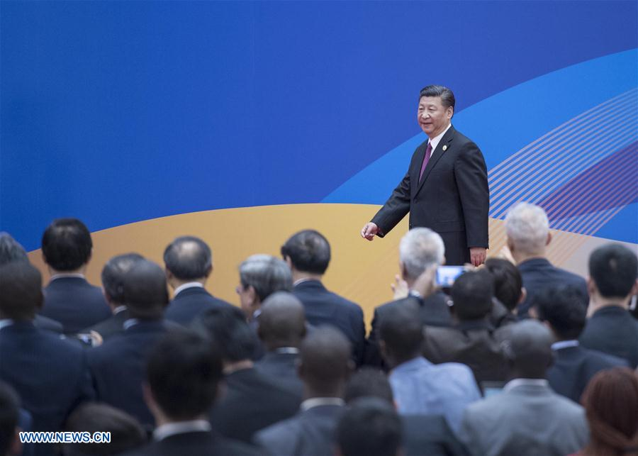 China Focus: Riding on fruitful forum, confident Xi takes Belt & Road to next level