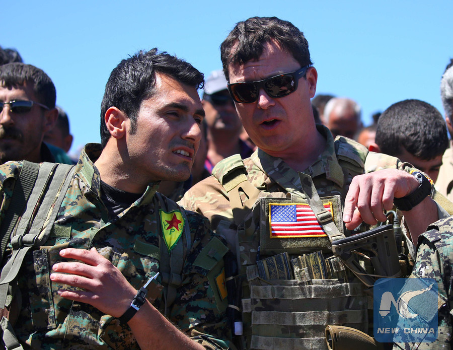 Syrian Army confirms US strike on military convoy