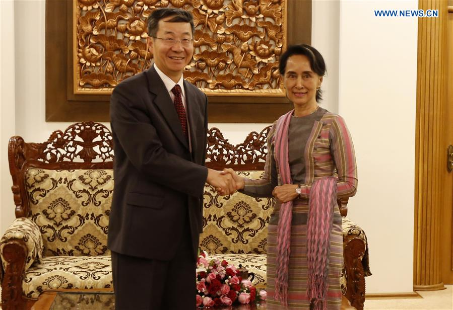 "Myanmar: China on ""Overdrive"" to solve the Ethnic Question: Why?"