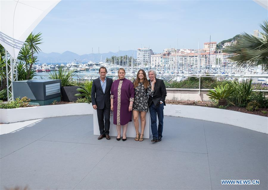 Photocall Of Film Rodin At 70th Cannes Film Festival Xinhua