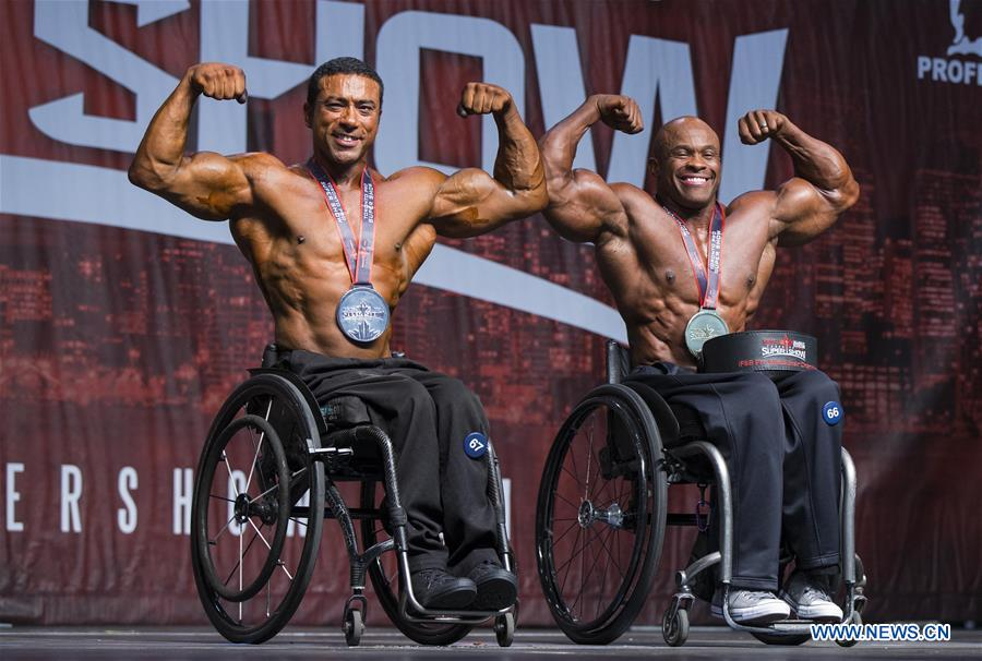 how to become an ifbb pro in canada