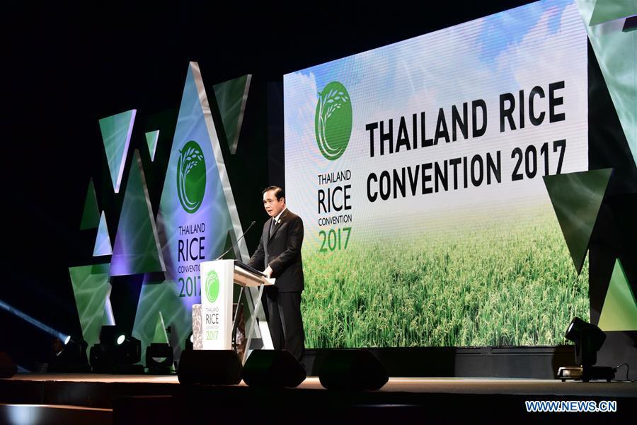 THAILAND-BANGKOK-RICE CONVENTION