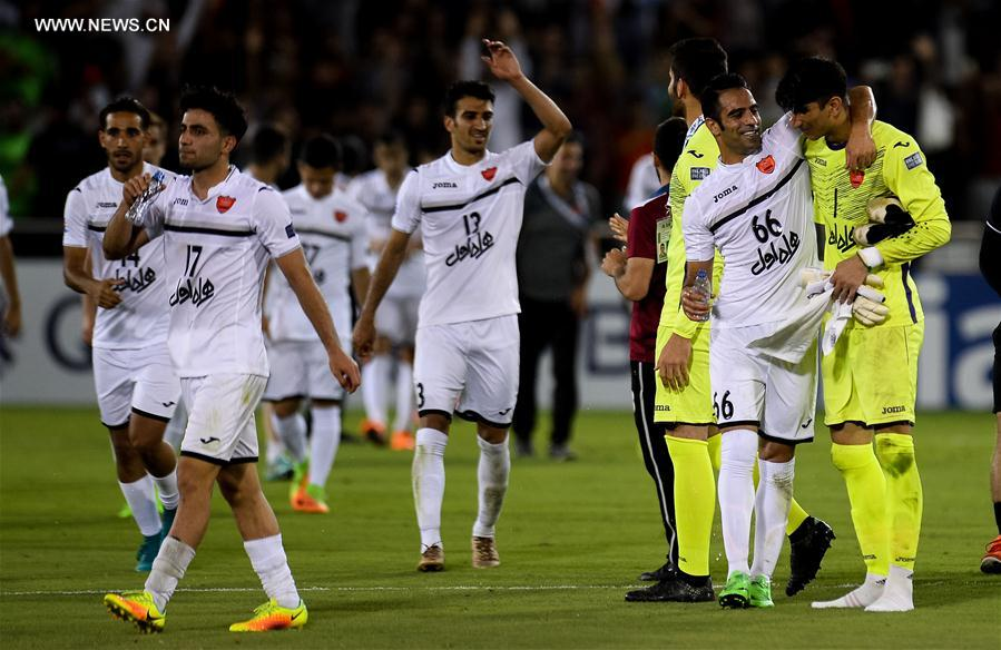 Persepolis Win Lekhwiya 1 0 In Afc Champions League Xinhua English News Cn