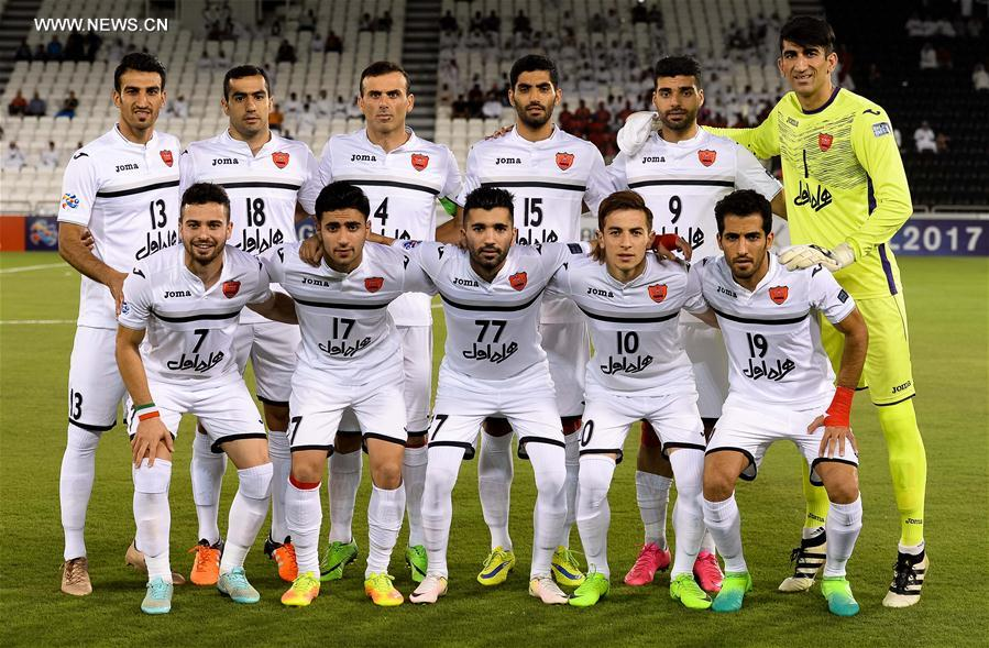 Persepolis Win Lekhwiya 1 0 In Afc Champions League Xinhua English News Cn