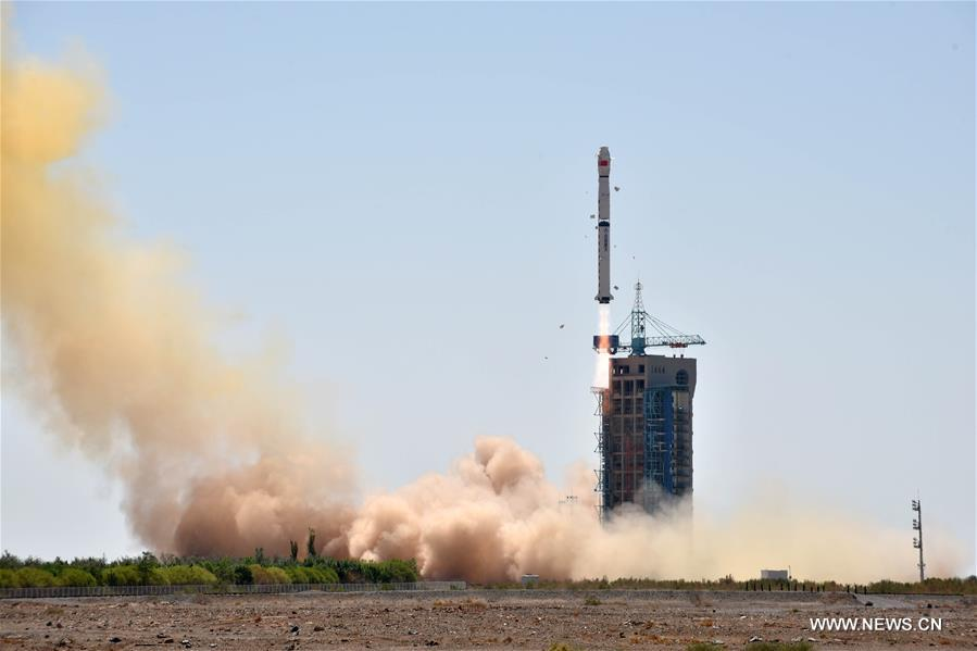 China Focus: China launches space telescope to search for black holes, pulsars