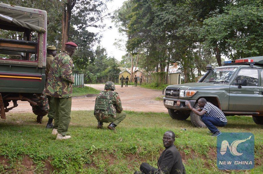 Kenyan police nab 88 terror suspects - Xinhua | English news cn