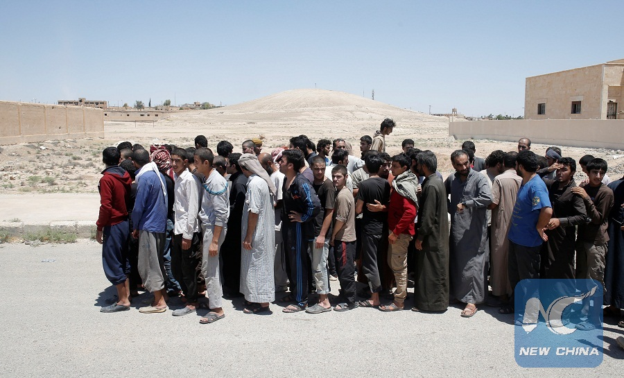 Syria Frees 672 From Jails Upon Eid After Safety Pledge To Homeland