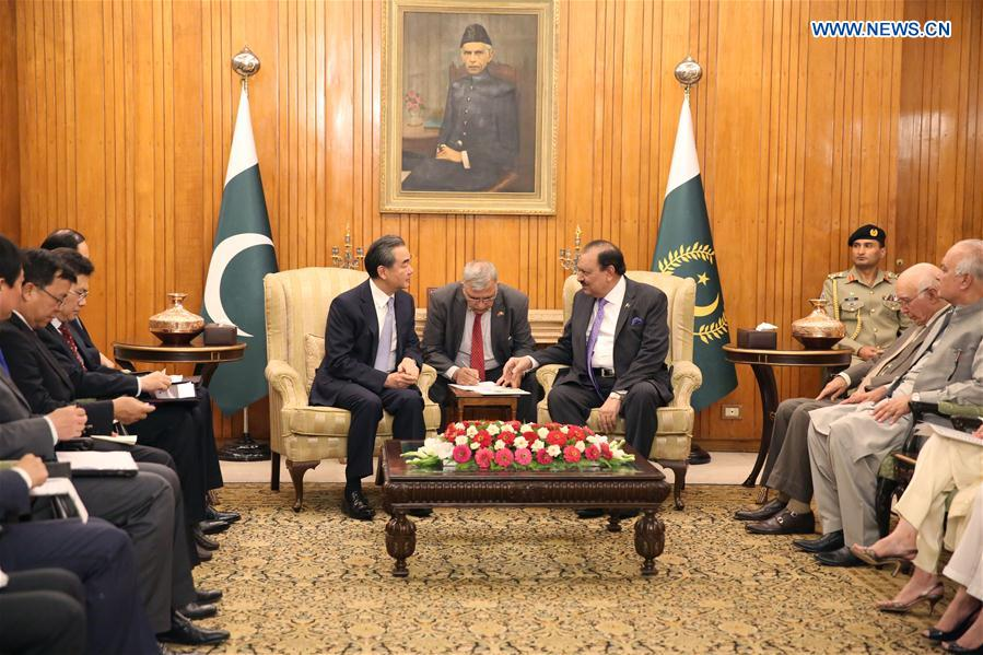 China vows to continue working for improvement of Pakistan-Afghanistan ties