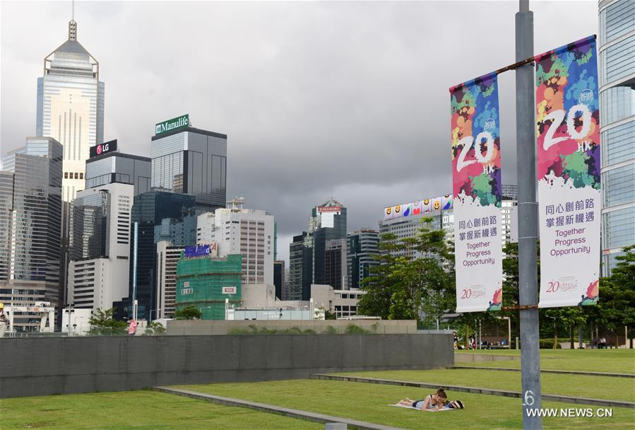 CHINA-HONG KONG-RETURN TO THE MOTHERLAND-20TH ANNIVERSARY (CN)