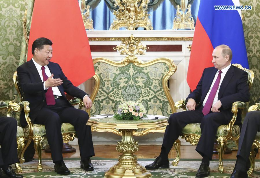 Commentary: Stronger China-Russia ties contribute to global stability