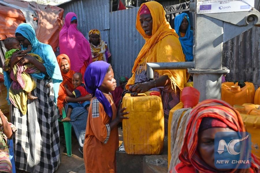 La sequía asola el Cuerno de África
