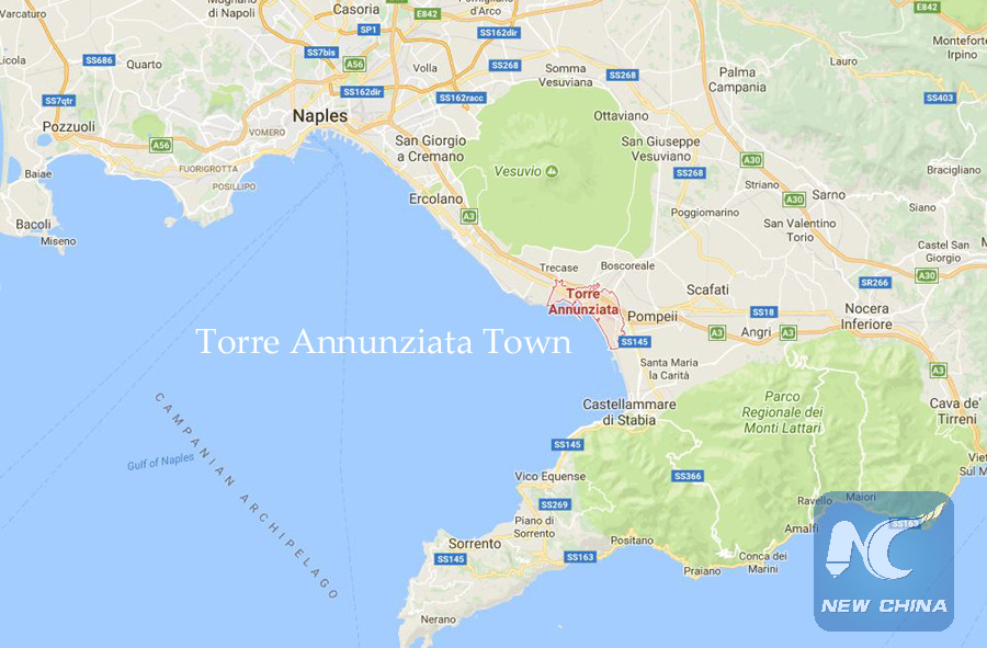 Map Of Italy For Children.8 People Including 2 Kids Missing In Italy Building Collapse