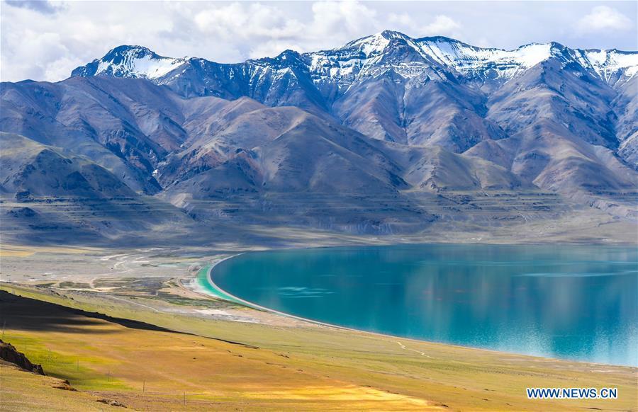 CHINA-TIBET-TANGRA YUMCO LAKE-SCENERY(CN)