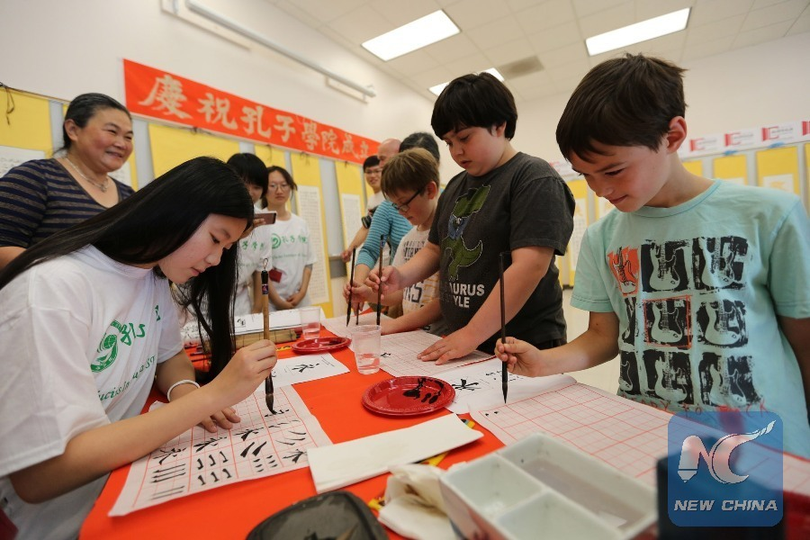 Teaching Mandarin Chinese Should Be a Priority for ...