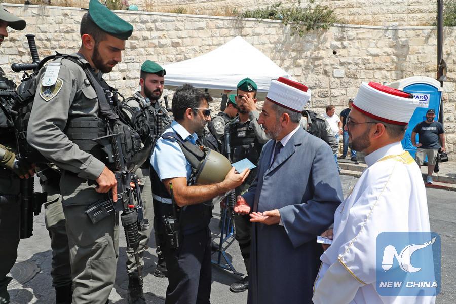 Jew Detector: Israel Bans Muslim Men Under 50 From Prayer At Jerusalem
