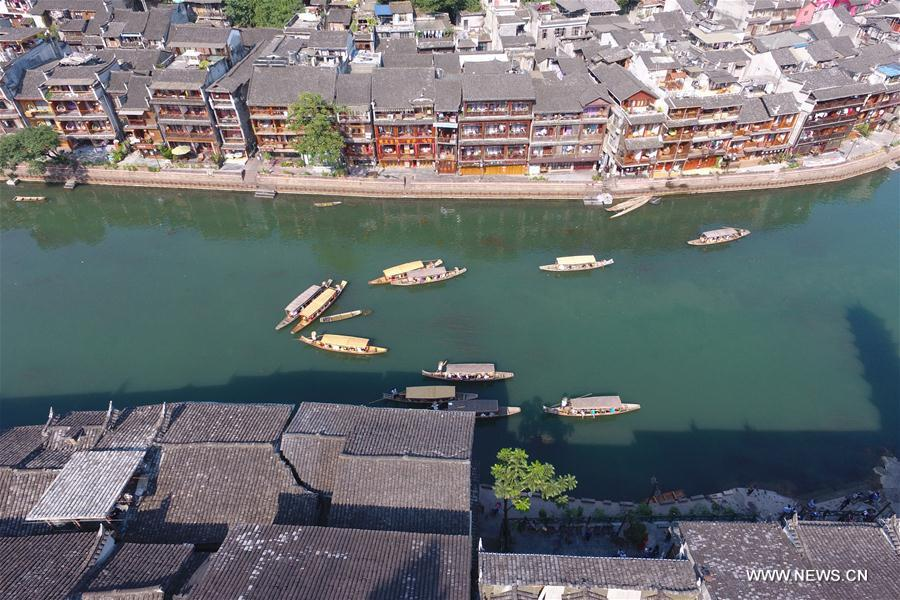 #CHINA-HUNAN-FENGHUANG-TUOJIANG RIVER (CN)
