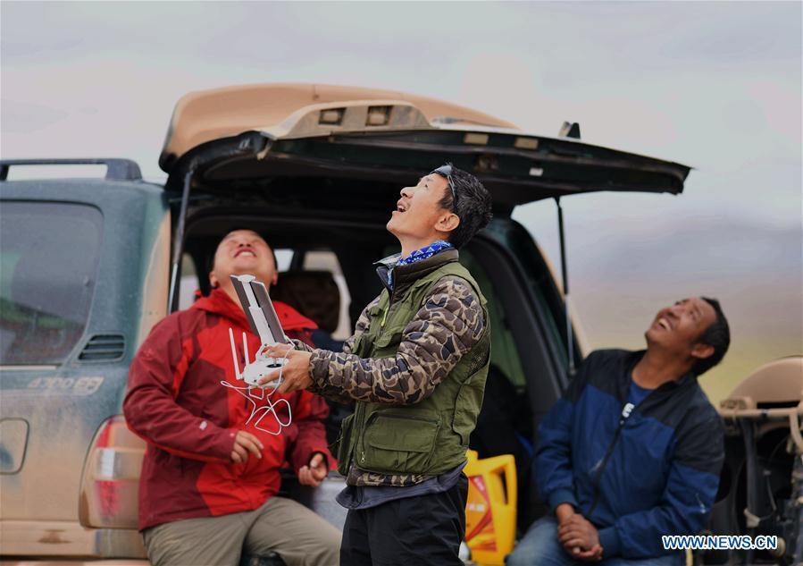 CHINA-TIBET-SCIENTIFIC EXPEDITION (CN)