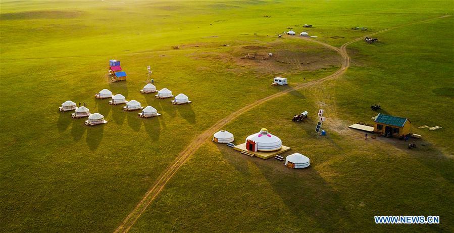 Ecological achievements in Inner Mongolia Autonomous Region