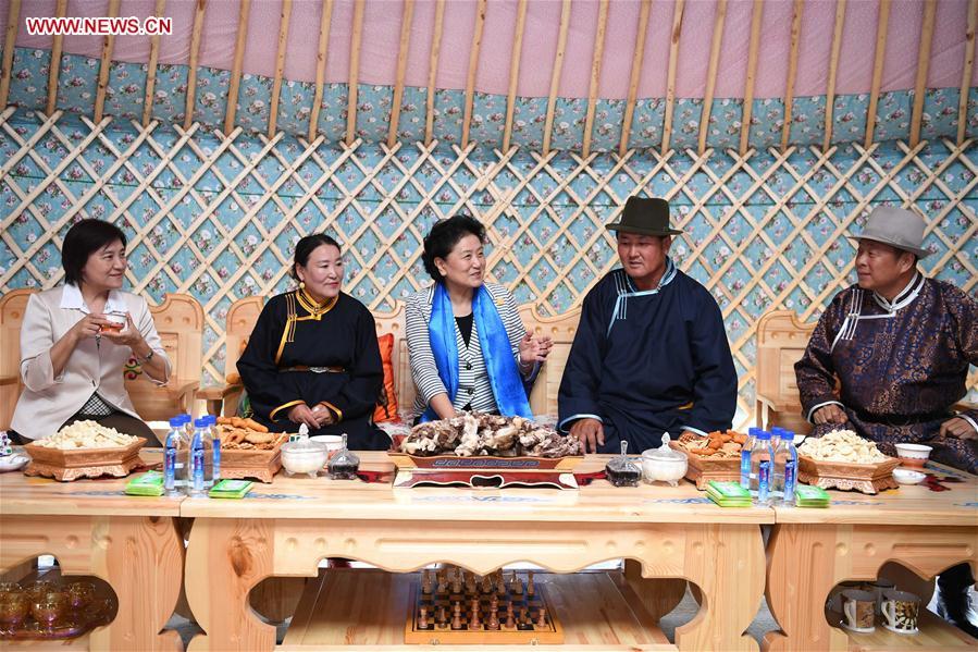 CHINA-INNER MONGOLIA-HULUN BUIR-LIU YANDONG-INSPECTION (CN)