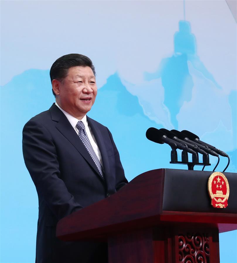 (XIAMEN SUMMIT)CHINA-XIAMEN-XI JINPING-BRICS-BUSINESS FORUM-SPEECH (CN)