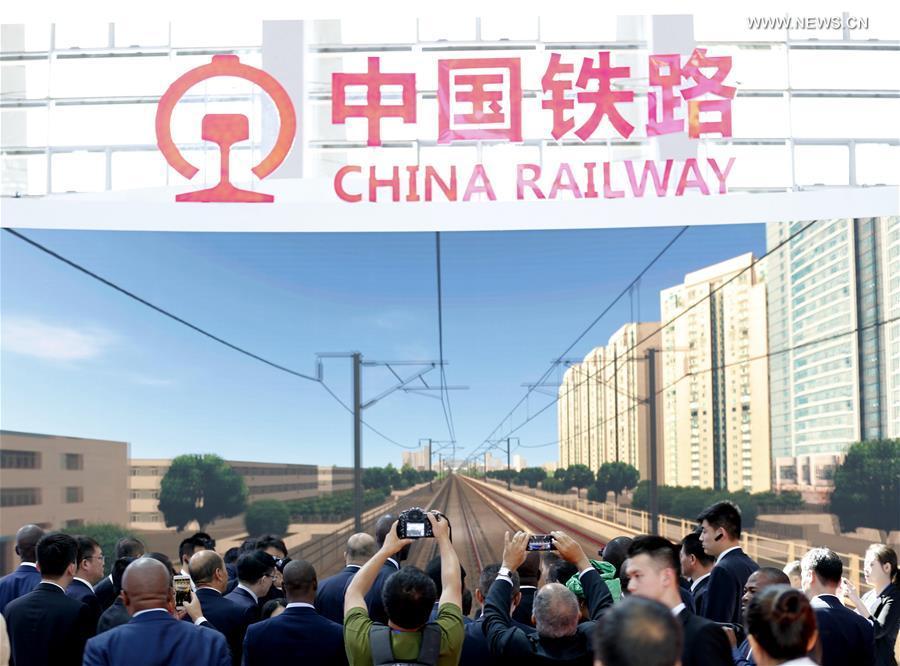 CHINA-YINCHUAN-HIGH-SPEED RAILWAY-EXHIBITION (CN)