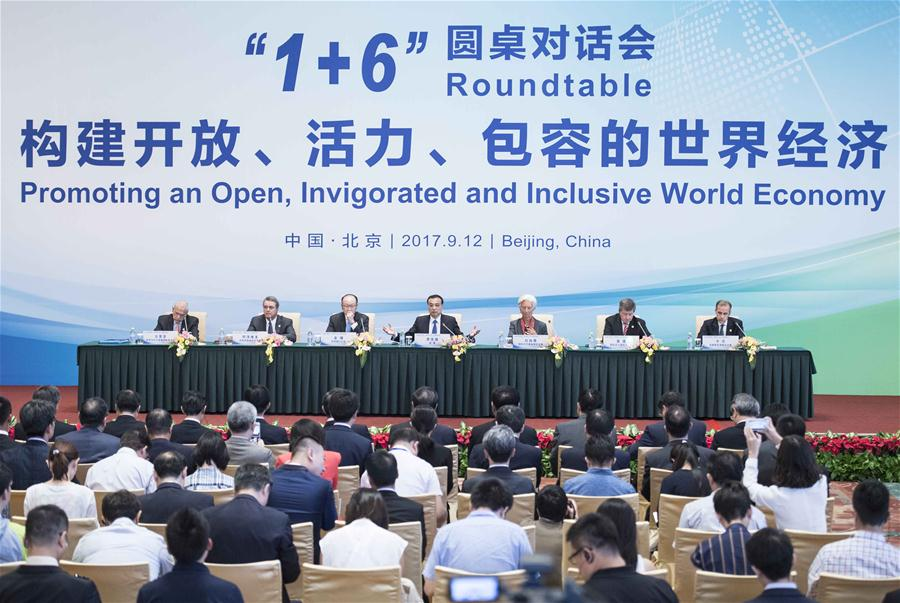 CHINA-BEIJING-LI KEQIANG-1+6-ROUNDTABLE (CN)