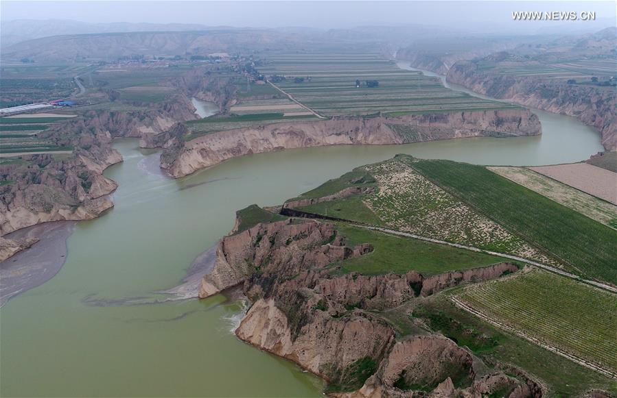 CHINA-NINGXIA-TONGXIN-MAGAOZHUANG RESERVOIR (CN)